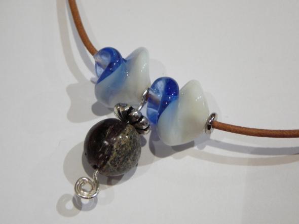 Dec 16 blue swirl boho