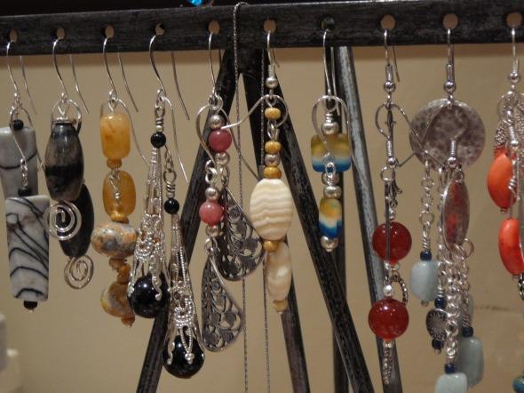 earring rack