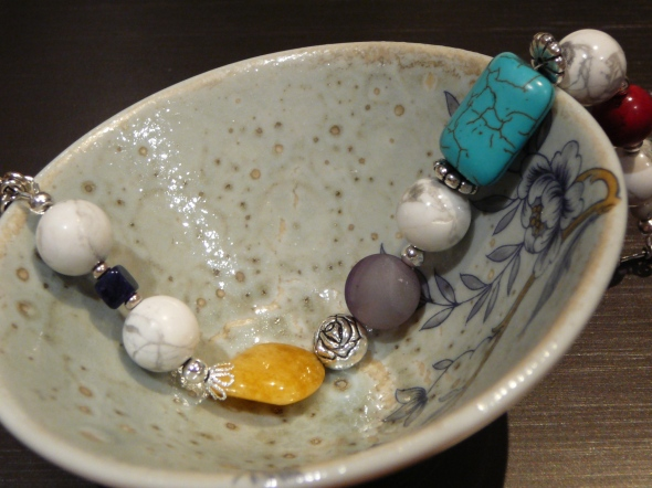 Dec9 multi - howlite, candy jade, amethyst